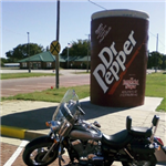 Motorcycle Ride Picture 5 for Dr. Pepper & Koffe Kup