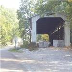 Motorcycle Ride Picture 4 for Wheeling Indiana Covered Bridge