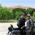 Motorcycle Ride Picture 2 for Fredericksburg-Willow City Loop-Enchanted Rock