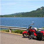 Motorcycle Ride Picture 1 for Sweet Home to Estacada, Oregon