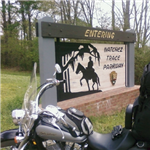 Motorcycle Ride Picture 1 for Natchez Trace Pkwy