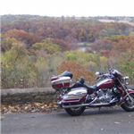 Motorcycle Ride Picture 2 for back roads and landmarks of lee and ogle county