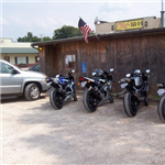 Motorcycle Ride Picture 1 for Lunch at Clark's Out Post