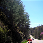 Motorcycle Ride Picture 1 for Cherohala Run