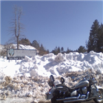 Motorcycle Ride Picture 2 for Alamogordo to Inn of the Moutain Gods