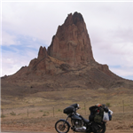Motorcycle Ride Picture 3 for monument valley run