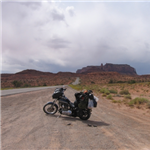 Motorcycle Ride Picture 7 for monument valley run