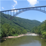 Motorcycle Ride Picture 2 for new river gorge run