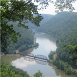 Motorcycle Ride Picture 3 for new river gorge run