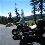Motorcycle Ride Picture 2 for Redding, Ca to Lake Tahoe, Ca