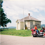 Motorcycle Ride Picture 1 for Poteau to Lake Placid & smiles by the miles