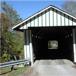 Motorcycle Ride Picture 1 for Covered Bridge Route