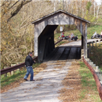 Motorcycle Ride Picture 3 for Covered Bridge Route