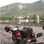 Motorcycle Ride Picture 1 for Greenville Maine to Hyde Park Vermont