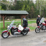 Motorcycle Ride Picture 3 for Greenville Maine to Hyde Park Vermont