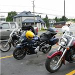 Motorcycle Ride Picture 1 for Fredericton to Gaspe and  return