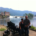 Motorcycle Ride Picture 2 for Huntington wv, to hawksnest, summersville lake, snow shoe resort and back to huntington via fast tra
