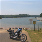 Motorcycle Ride Picture 2 for boat ramp ride