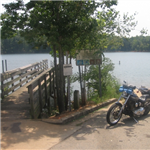 Motorcycle Ride Picture 5 for boat ramp ride