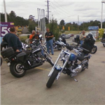 Motorcycle Ride Picture 1 for Kentucky Coal Dust