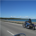 Motorcycle Ride Picture 2 for UP Loop through Pictured Rocks