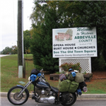 Motorcycle Ride Picture 1 for ramblin' round part 2  (abbeville sc)