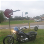 Motorcycle Ride Picture 8 for mississippi blues trail day 2