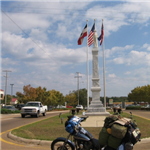 Motorcycle Ride Picture 1 for ramblin' round part 12 (US80 across ms)