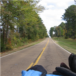 Motorcycle Ride Picture 2 for ramblin' round part 12 (US80 across ms)