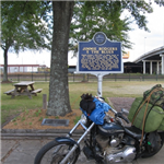 Motorcycle Ride Picture 6 for ramblin' round part 12 (US80 across ms)