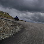 Motorcycle Ride Picture 4 for Transalpina Road - a race track to the clouds