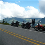 Motorcycle Ride Picture 1 for Mt Baker / Artist Point Run