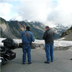 Motorcycle Ride Picture 3 for Mt Baker / Artist Point Run