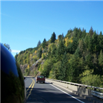 Motorcycle Ride Picture 4 for Mt St Helens Fall Run