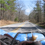Motorcycle Ride Picture 7 for blue springs ar. to arkabutla lake ms.