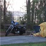 Motorcycle Ride Picture 1 for ocean pond to lake seminole