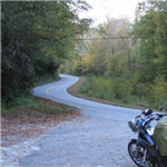 Motorcycle Ride Picture 2 for pisgah run