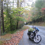 Motorcycle Ride Picture 4 for pisgah run