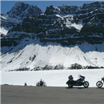 Motorcycle Ride Picture 2 for Glacier Parkway, Banff to Jasper