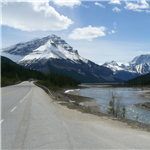 Motorcycle Ride Picture 3 for Glacier Parkway, Banff to Jasper