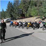 Motorcycle Ride Picture 4 for Washington , Oregon, California Loop