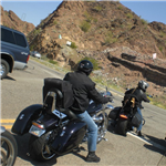 Motorcycle Ride Picture 1 for Mesa AZ to Laughlin NV