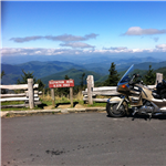 Motorcycle Ride Picture 6 for Fall Trip North Webster, Indiana to the Dragon, Blue Ridge Parkway & Skyline Drive