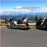 Motorcycle Ride Picture 7 for Fall Trip North Webster, Indiana to the Dragon, Blue Ridge Parkway & Skyline Drive