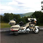 Motorcycle Ride Picture 8 for Fall Trip North Webster, Indiana to the Dragon, Blue Ridge Parkway & Skyline Drive