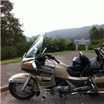Motorcycle Ride Picture 10 for Fall Trip North Webster, Indiana to the Dragon, Blue Ridge Parkway & Skyline Drive