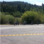 Motorcycle Ride Picture 1 for ogden to bear lake