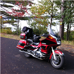 Motorcycle Ride Picture 2 for Maine Trip