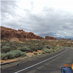 Motorcycle Ride Picture 5 for Moab Tour