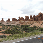 Motorcycle Ride Picture 9 for Moab Tour